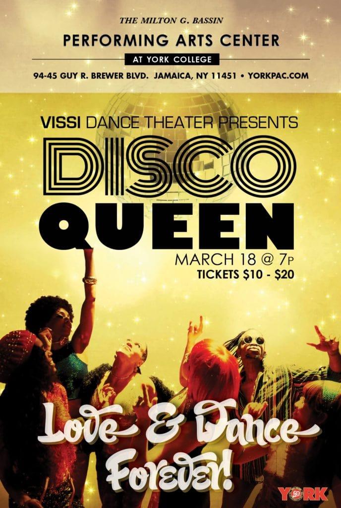 Courtney Disco Queen 2017