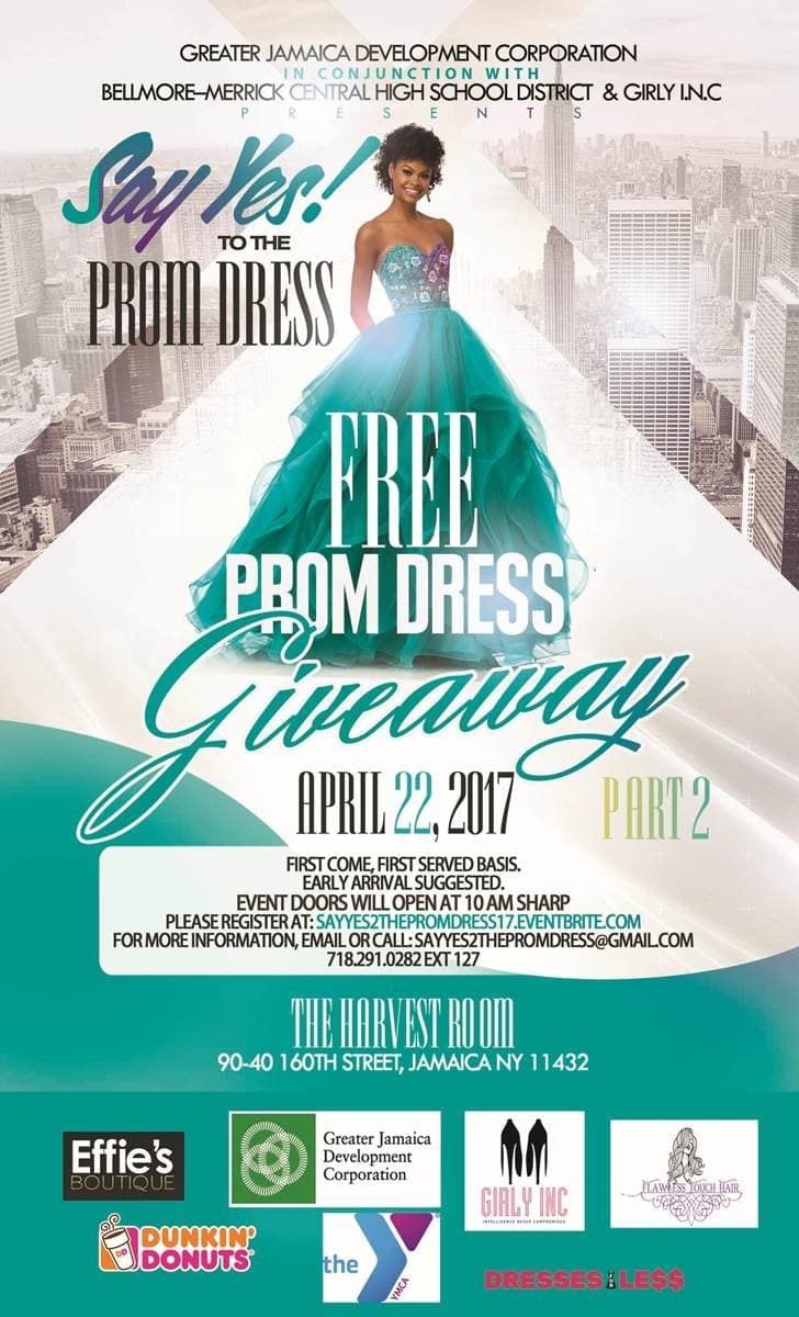 0838374dd03 GJDC Prom Giveaway April 22nd 2017 FREE Prom Dress ...