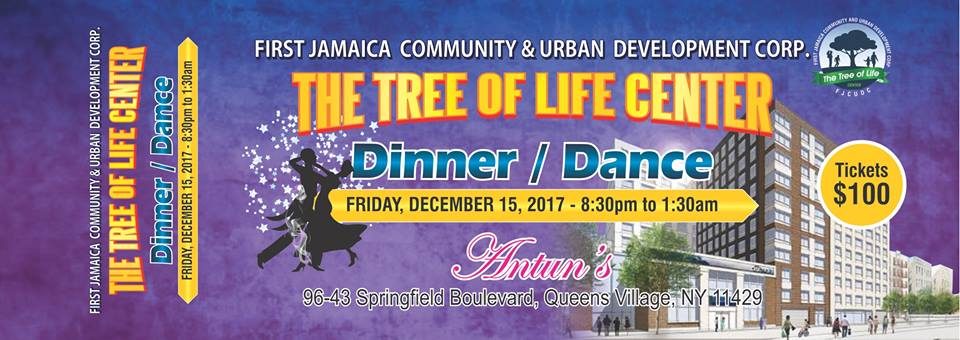 First Church Dinner Dance December 2017