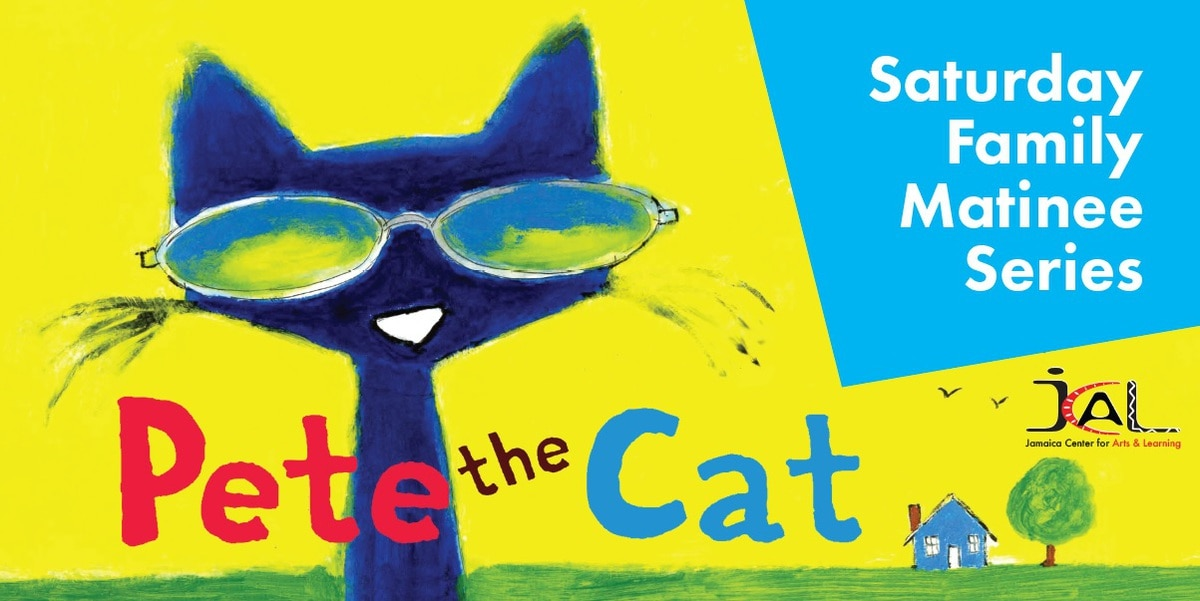 JCAL Matinee Series Pete The Cat