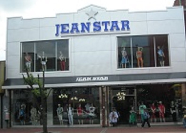 Logo - Jean Star UPDATED7